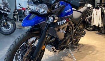 TRIUMPH TIGER 800 XCX LOW completo