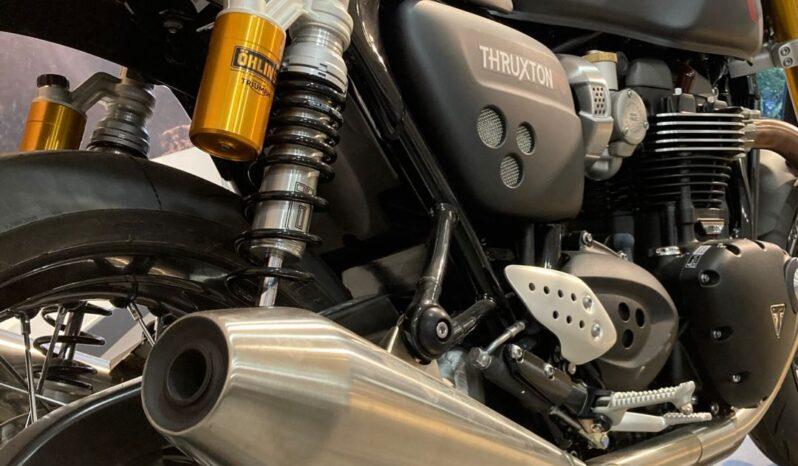 TRIUMPH THRUXTON 1200 RS completo